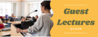 Fall 2021 Guest Lectures banner